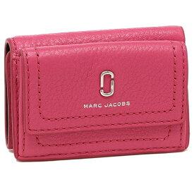 【返品OK】マークジェイコブス 折財布 レディース MARC JACOBS M0015413 658 ピンク