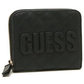 【返品OK】ゲス 折財布 メンズ レディース GUESS VL758141 BLA ブラック