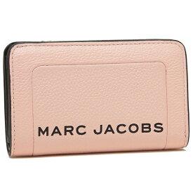 【返品OK】マークジェイコブス 折財布 レディース MARC JACOBS M0015105 654 ピンク