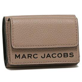【返品OK】マークジェイコブス 折財布 レディース MARC JACOBS M0015111 260 ベージュ