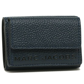 【返品OK】マークジェイコブス 折財布 レディース MARC JACOBS M0015111 426 ブルー