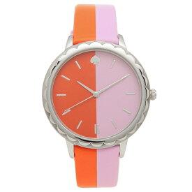 【4時間限定ポイント10倍】【返品OK】ケイトスペード 腕時計 レディース KATE SPADE KSW1532 35MM ピンク コーラル