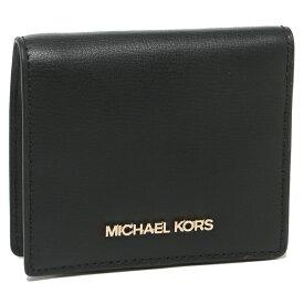 【4時間限定ポイント10倍】【返品OK】マイケルコース 折財布 アウトレット レディース MICHAEL KORS 35F9GTVD2L BLACK ブラック