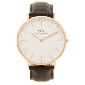 【返品OK】ダニエルウェリントン 腕時計 メンズ Daniel Wellington DW00600011 ブラック