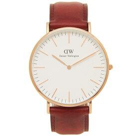 【返品OK】ダニエルウェリントン 腕時計 メンズ Daniel Wellington DW00600120 レッド