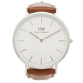 【返品OK】ダニエルウェリントン 腕時計 メンズ Daniel Wellington DW00600021 ST MAWES セイントモース 40MM ブラウン