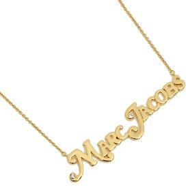 【96時間限定ポイント10倍】【返品OK】マークジェイコブス ネックレス アクセサリー レディース MARC JACOBS M0015528 710 ゴールド