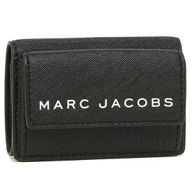 【4時間限定ポイント10倍】【返品OK】マークジェイコブス 折財布 アウトレット レディース MARC JACOBS M0015057 001 ブラック