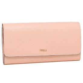 【返品OK】フルラ 長財布 レディース バビロン FURLA PCY3UNO B30000 1BR00 ピンク