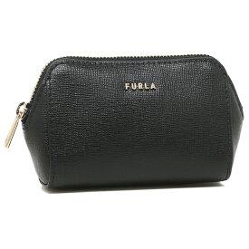 【返品OK】フルラ ポーチ レディース エレクトラ コスメケース 化粧ポーチ FURLA EAW3LN1 B30000 O6000 ブラック