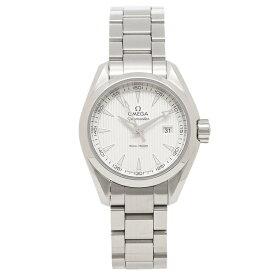 【返品OK】オメガ 腕時計 レディース シーマスター アクアテラ OMEGA 231.10.30.60.02.001 シルバー