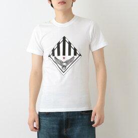 【返品OK】クロムハーツ Tシャツ メンズ CHROME HEARTS F18-1B WHITE