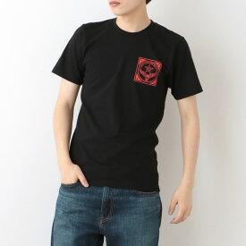 【返品OK】クロムハーツ Tシャツ メンズ CHROME HEARTS F19-1C BLACK
