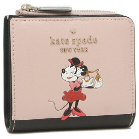 【返品OK】ケイトスペード 折財布 ミニ財布 アウトレット レディース KATE SPADE WLR00285 111 ベージュマルチ
