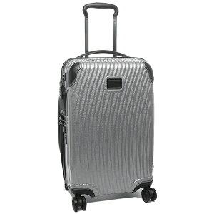 【返品OK】トゥミ キャリーバッグ スーツケース LATITUDE INTERNATIONAL CARRY-ON シルバー メンズ レディース TUMI 0287660 SLV A4対応