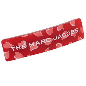 【返品OK】マークジェイコブス バレッタ アクセサリー ヘアアクセサリー ハート レッド マルチ レディース MARC JACOBS M0017179 601