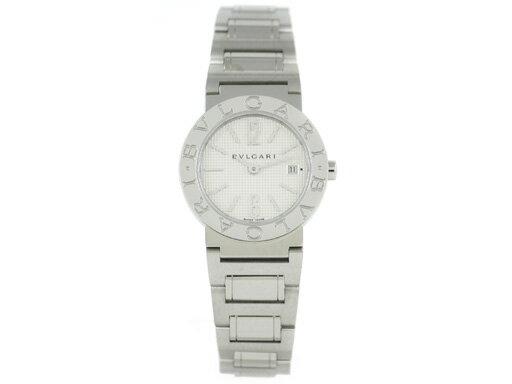 ブルガリ 時計 BVLGARI 腕時計 ブルガリ ホワイト BB26WSSD シリアル有