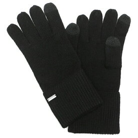【訳ありアウトレット】コーチ 手袋 レディース COACH F34259 BLK ブラック【ラッピング不可商品】