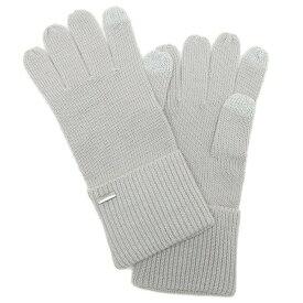 【訳ありアウトレット】コーチ 手袋 アウトレット レディース COACH F34259 ICE グレー【ラッピング不可商品】