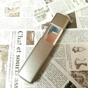 CUOIO 携帯灰皿 アルミ製 ライターは付属してません 携帯灰皿 灰皿 加熱式タバコ たばこ IQOS glo Ploom TECH PULZE アイコス グロー プルームテック パルズ メンズ レディース コ