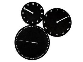 イタリア製デザイナーズクロック Progetti 【H:M:S:】壁掛け時計 掛け時計 おしゃれ掛け時計 モダン/新築祝い 開店祝い 結婚祝い インテリア雑貨 デザイン時計 木製 ウッドクロック 高級感 インパクト )