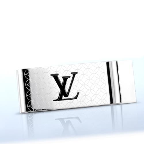 LOUIS VUITTON マネークリップ シルバー M65041 シャンゼリゼ ルイ ヴィトン LV 財布 【新品・未使用・正規品】