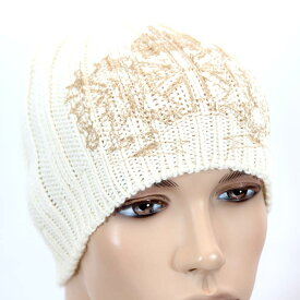 RICHMOND リッチモンドウール ニット帽ZGIB 2244 0451 0003 ホワイト キャップ 帽子【新品・未使用・正規品】売れ筋