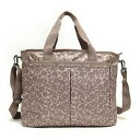 レスポートサック LeSportsac 7532 D498 Ryan Baby Bag マザーバッグ Grey Cheetah * ◇【c】【新品・未使用・正規...