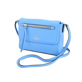 凯特黑桃Kate Spade PWRU4841 483 Alice Blue 2WAY小挎包交叉身体Cobble Hill Mini Toddy