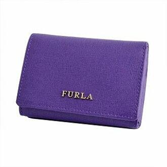 三栏式迷你钱包巴比伦 S 灯笼 FURLA FURLA 816950 PN75 B30 中提琴巴比伦例