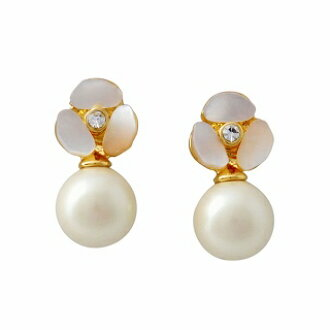 45709d660 Cuore Kate Spade Wbrud515 143 Cream Multi Disco. Kate Spade New York Small Pearl  Stud Earrings Dillard S