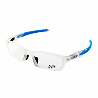 奥克利架子OAKLEY Frame OX8118-0856/CROSSLINK FR眼镜架子交联竹荚鱼安合身