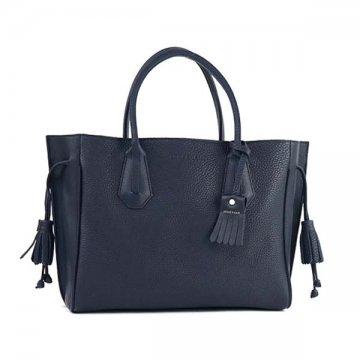 Longchamp ロンシャン 1295 843 606 PENELOPE D.NVハンドバッグ【】【新品/未使用/正規品】