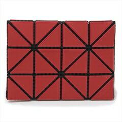 BAOBAOバオバオ ISSEY MIYAKE INC. カードケース bb78ag711-24RDOSレッド Card Case イッセイミヤケ【f】【新品・未使用・正規品】