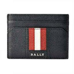 巴裏BALLY THAR.LT 10 6218031巴裏條紋卡片匣名片夾