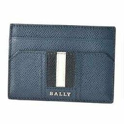 附帶巴裏BALLY TACLIPO.LT 17 6218039巴裏條紋錢環形別針的卡片匣名片夾[r][新貨/未使用的/正規的物品]