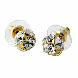 060083e62 CUORE: Kate spade Kate Spade WBRU0446-922 Clear five type crystal stud bolt  pierced earrings Lady Marmalade Clear Studs | Rakuten Global Market
