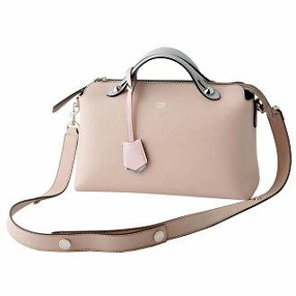 c58da9893e1a CUORE  Fendi FENDI 8BL124 5QJ F136K visor way color block Small Boston bag  2WAY shoulder bag BY THE WAY