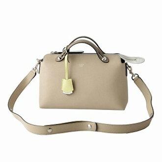 67967f301f Fendi FENDI 8BL124 5QJ F136L visor way color block Small Boston bag 2WAY  shoulder bag BY THE WAY