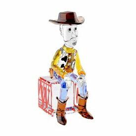 スワロフスキー SWAROVSKI 5417631 ディズニー トイ・ストーリー 「ウッディ」 クリスタル フィギュア 置物 Disney Toy Story Woody【r】【新品・未使用・正規品】