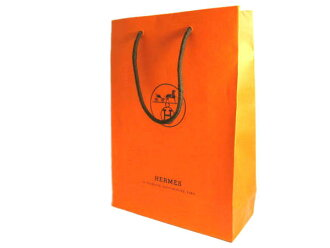 HERMES Hermes wrapping paper bag Lfs3gm