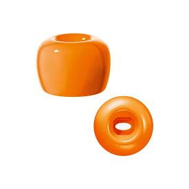 歯ブラシスタンド ホルダー 自立式 クラプロックス オレンジ