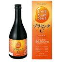 アースバイオケミカル☆1ヶ月たっぷりうるおうプラセンタC・465ml☆美容飲料・マンゴー味