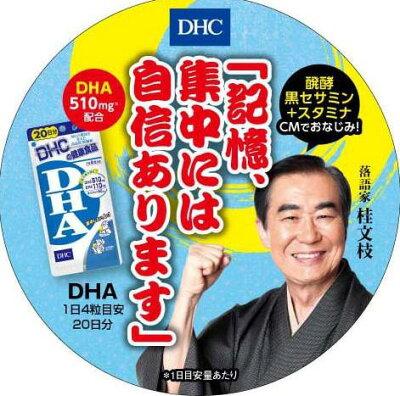 【メール便対応】☆DHCDHA20日分80粒☆