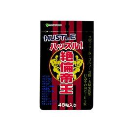 【メール便対応】☆三共堂漢方 ハッスル絶倫帝王 48粒☆