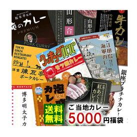 【送料無料】日本全国のご当地カレーギフト 10種類詰め合わせ 5000円