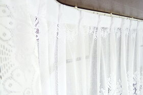 出窓用カーテン3