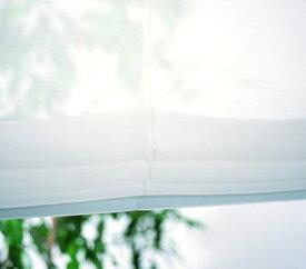 ボイルレースシェードストライプ柄日本製【幅141〜190cm×丈151〜200cm】