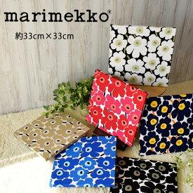ファブリックパネル マリメッコ 北欧 ミニウニッコ 約33×33cm ファブリックボード おしゃれ かわいい ウォールパネル 生地 ギフト イエロー グリーン レッド ブルー ベージュ ホワイト ブラック marimekko MINIUNIKKO