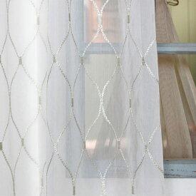 レースカーテン トルコレース オペラ 刺繍 トルコ刺繍 刺繍レース おしゃれ エレガント